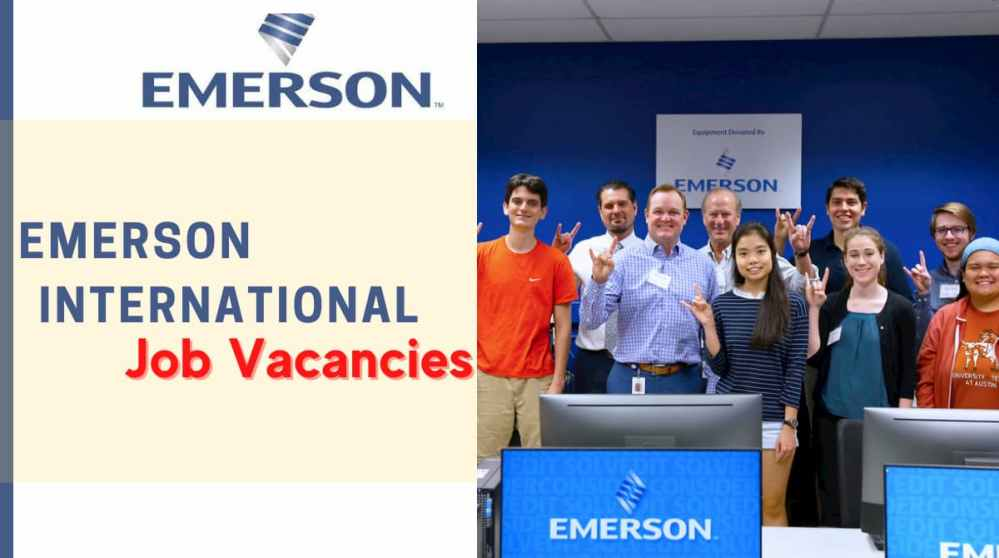 Emerson Jobs and Careers