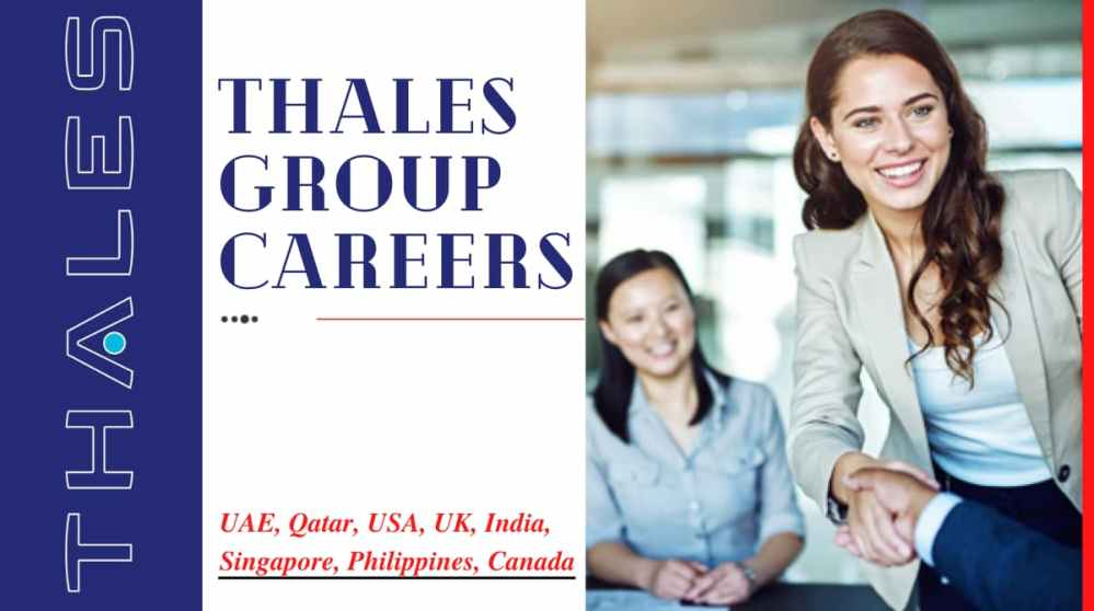 Thales Group Jobs
