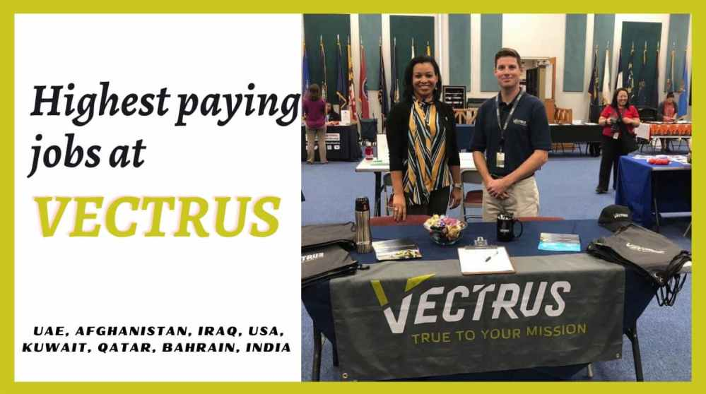 Vectrus Careers