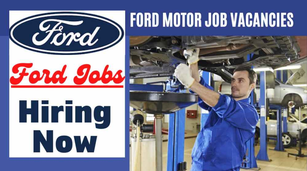 Ford Careers & Jobs