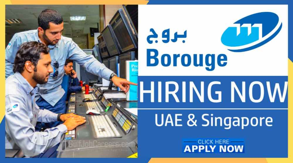 Borouge Jobs Vacancies