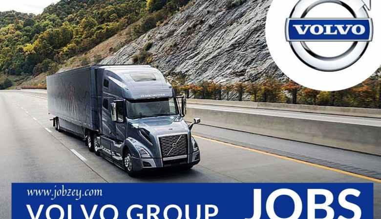 Volvo Group Jobs 2021