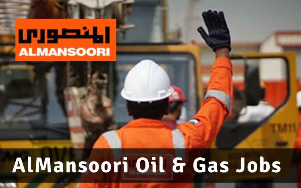 AlMansoori Jobs