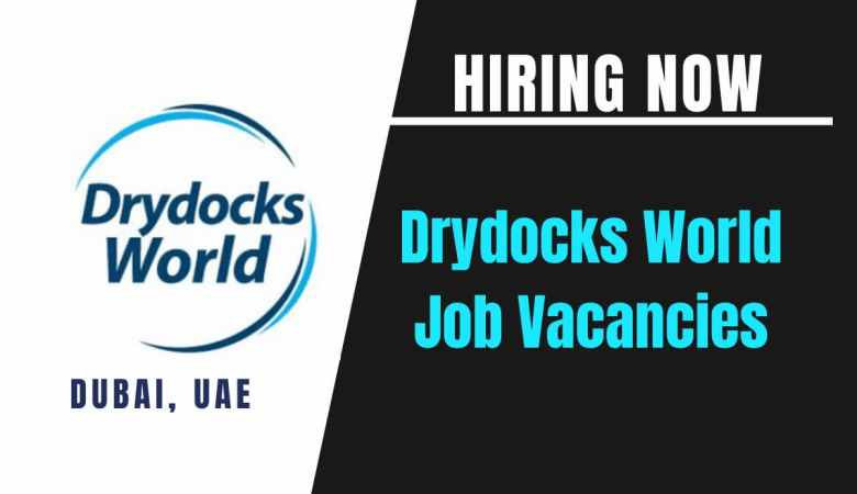 Drydocks World Job Vacancies