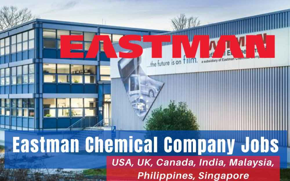 Eastman Chemical Company Jobs