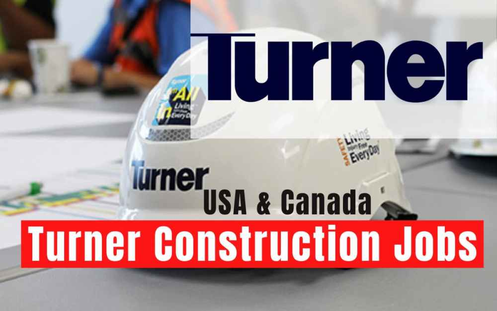 Turner Construction Jobs Careers
