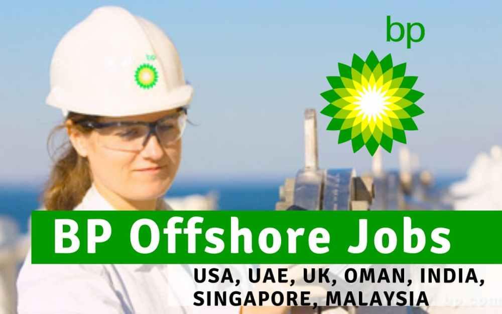 BP Job Vacancies