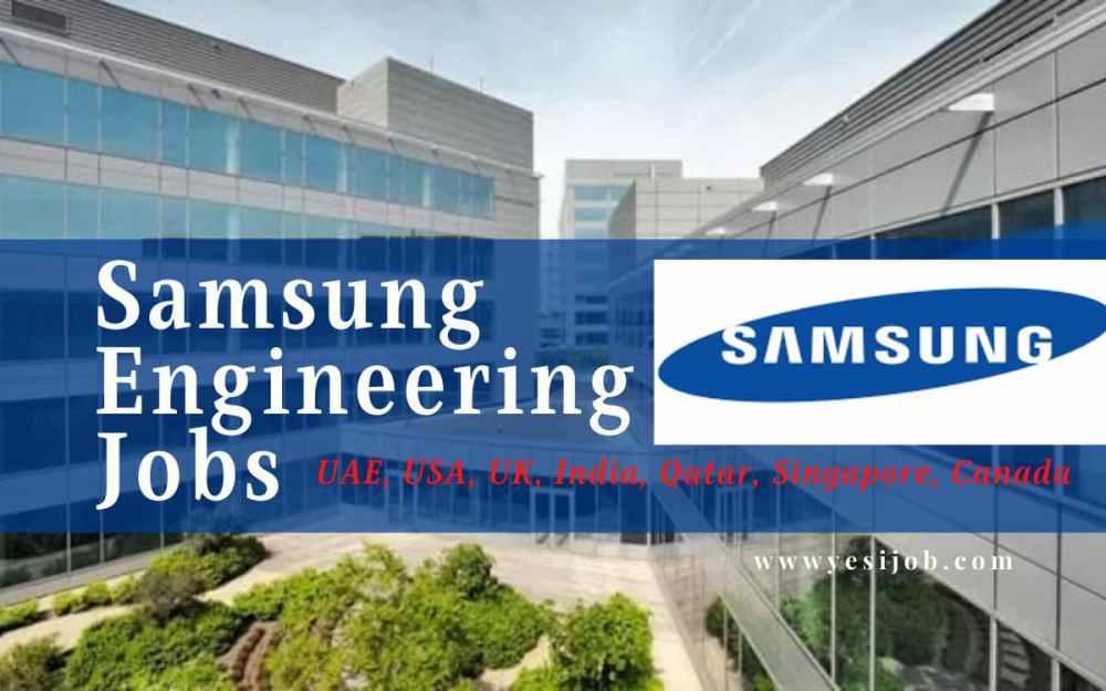 Samsung Electronics Jobs
