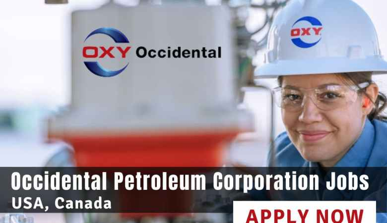 OXY Oil And GAS Careers