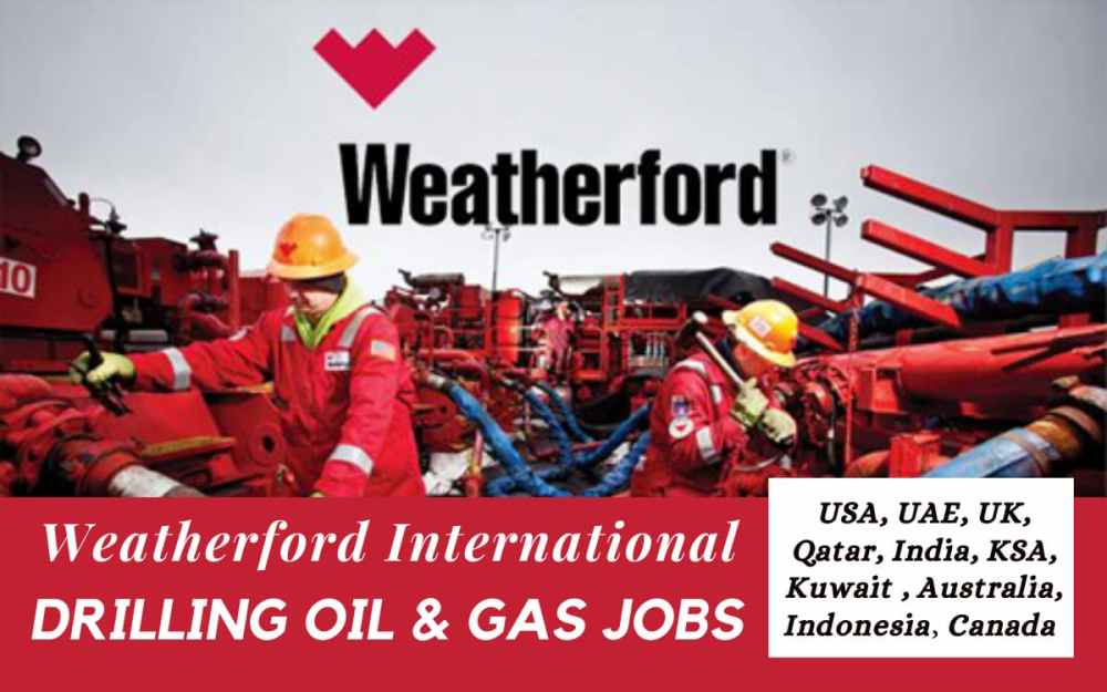 Weatherford Drilling Oil & Gas