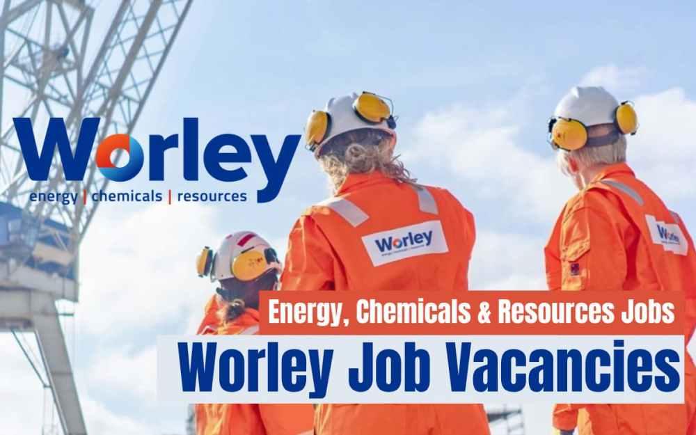Worley Job Vacancy