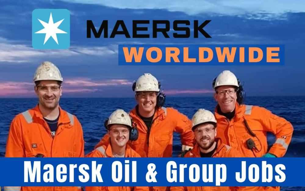 Maersk Offshore Oil & Gas Job Vacancies