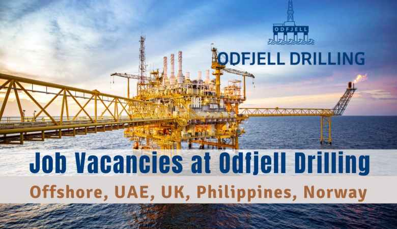 Odfjell Drilling Jobs Openings