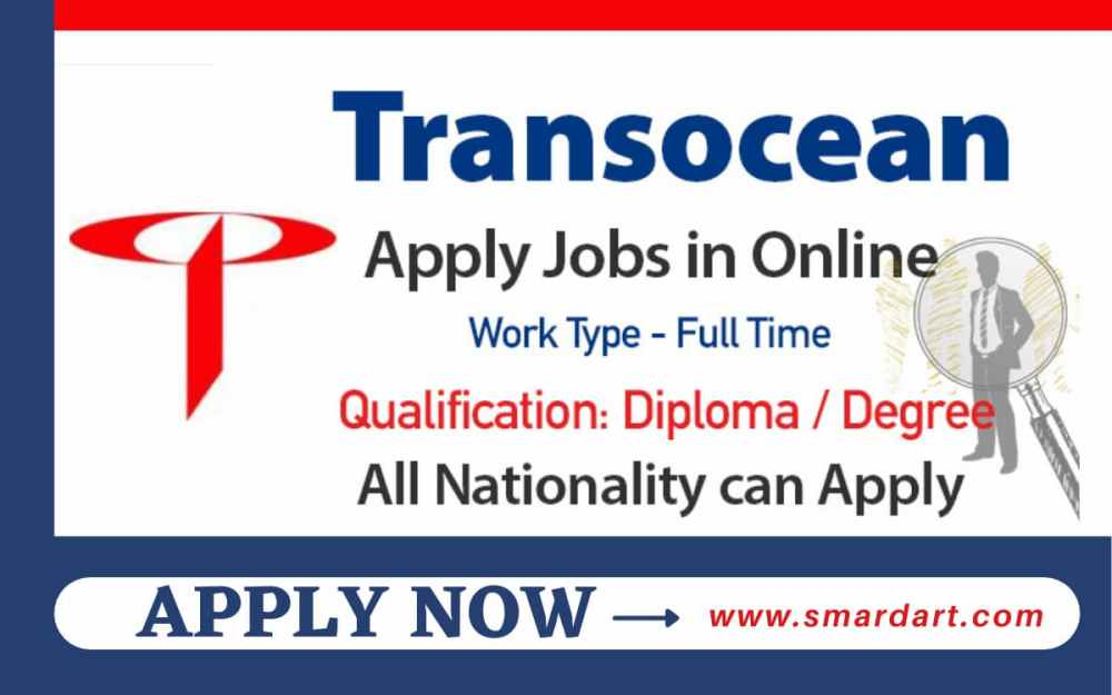 Transocean Offshore Drilling Jobs