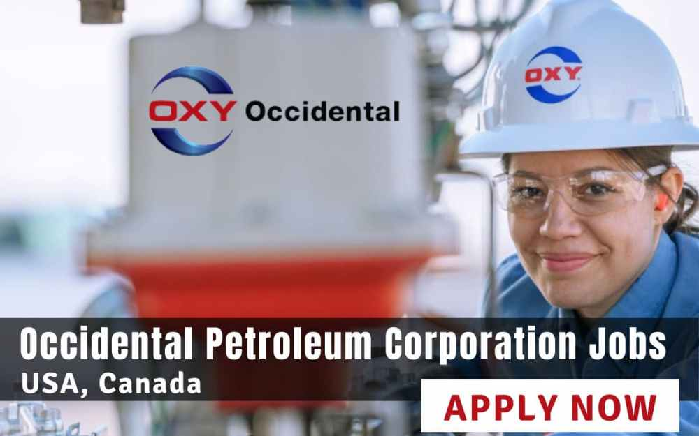 OXY Oil and Gas Job Vacancy