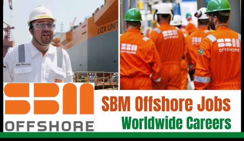 SBM Offshore Job Vacancy