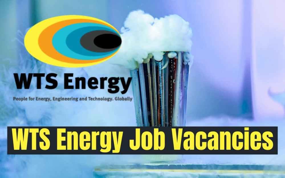 WTS Energy Job Vacancies
