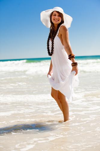 Vestido Blanco Playa Vestido Blanco Para Playa Wedding