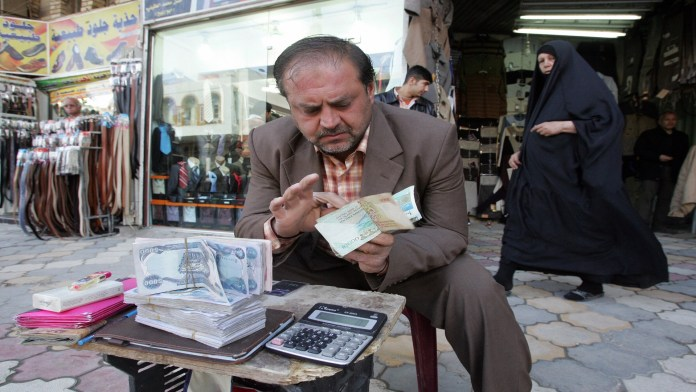 "Iraq: revenues for a whole year are ""hidden"" and obstructed ""the 2021 budget"" with its ""frightening deficit"": the country will be flooded with new international loans! 9F66BFFD-6549-4BE5-9D5D-9A2396EBBE1F"