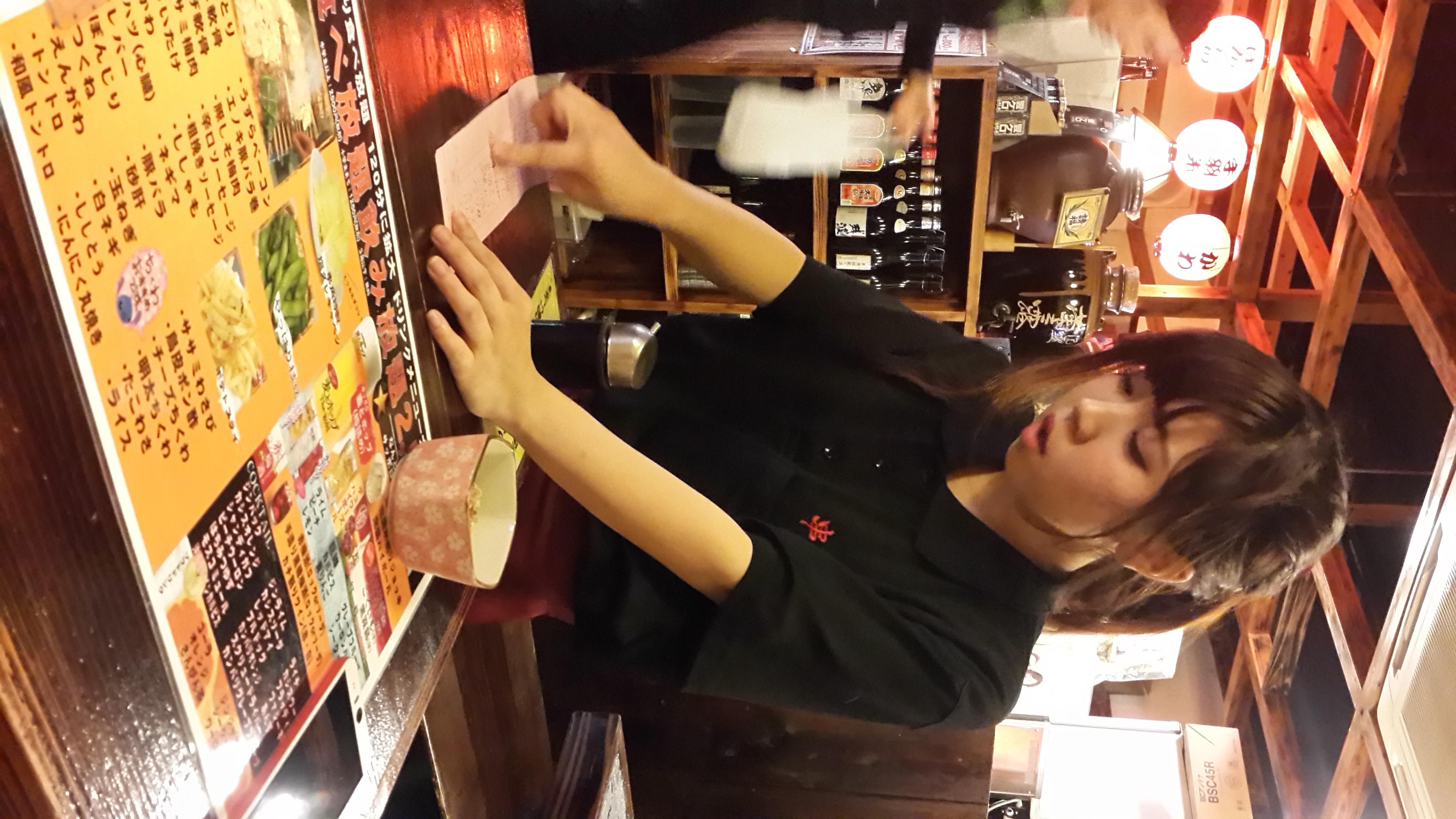 [沖繩]旭橋站美食 串角 炭燒居酒屋 串燒吃到飽 | 阿孩分享