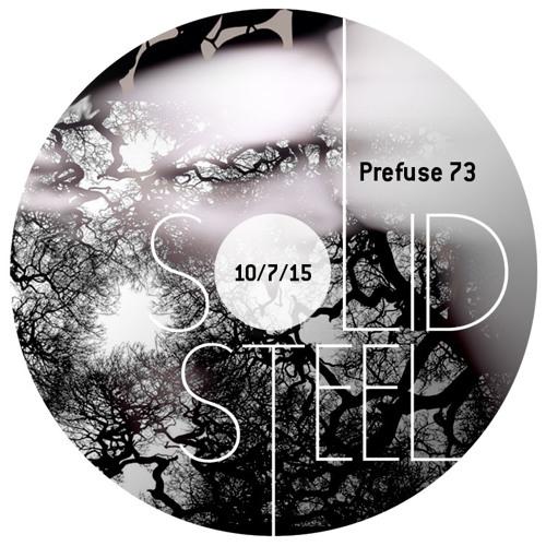 Prefuse 73 – Solid Steel Radio Show (20150710)