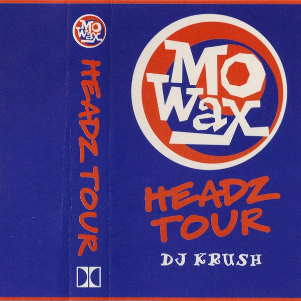 DJ Krush - Custard Factory 1994 Mo Wax Headz Tour tape