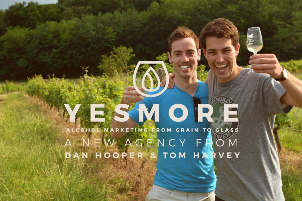 YesMore Agency - Alcohol marketing from grain to glass