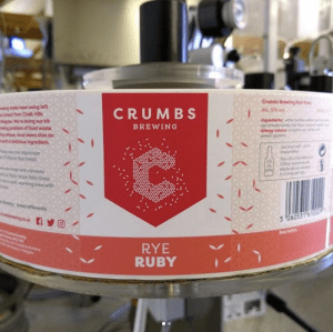 Crumbs Brewing | YesMore Client Instagram Growth Alcohol Marketing
