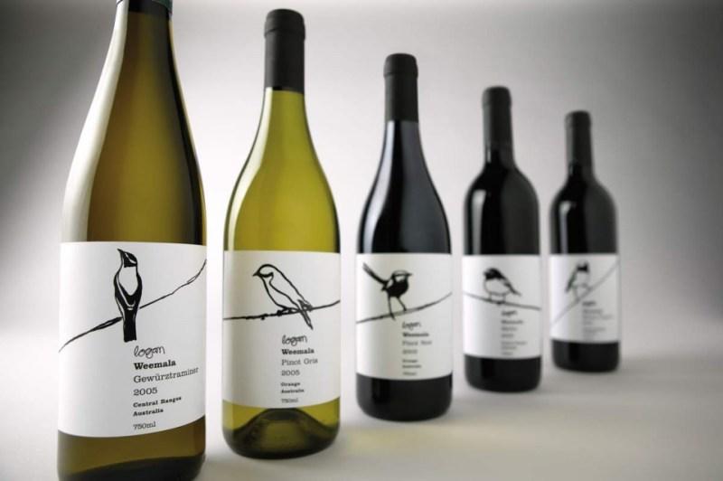 The Weemala range from Logan wines