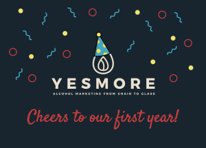 YesMore Agency turns one year old