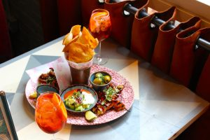 Bill's Restaurants and Aperol Spritz by Ed Brown for YesMore Restaurant Marketing Agency