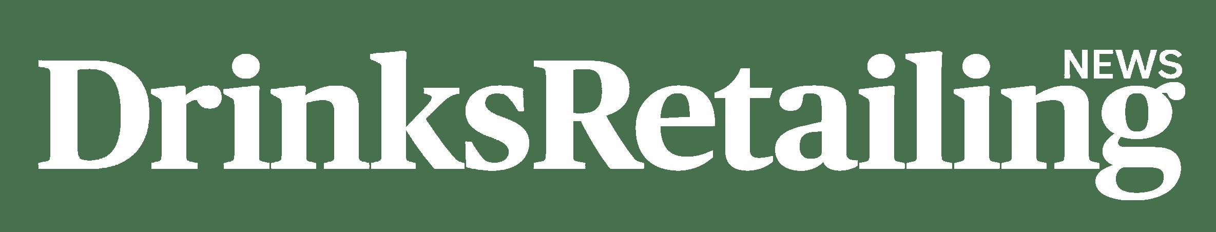 Drinks Retailing News logo transparent background white on trade marketing advice