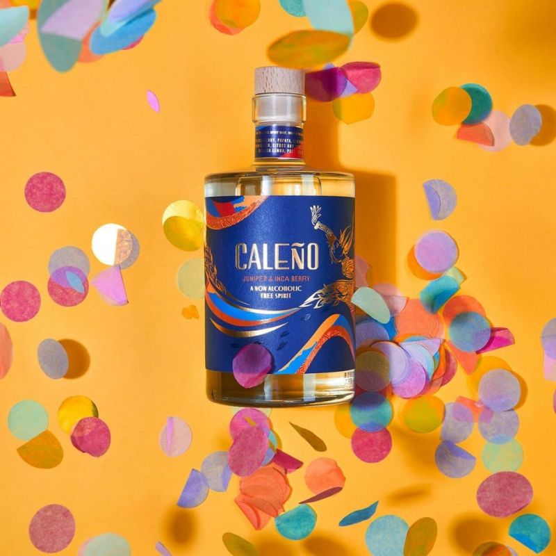 Best Alcohol Free Drinks in the UK - Caleño - Alcohol Free Spirits - YesMore Alcohol Free Drinks Marketing Agency