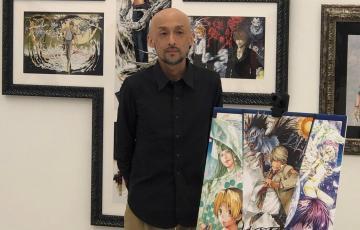 歓喜、、、小畑健が11年ぶりに「DEATH NOTE」の新作読切を発表!