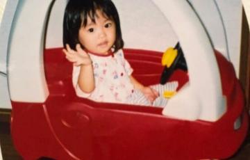 本日20歳を迎えた女優・大原優乃が幼少期の写真を公開!ファンからは「おめでとう」の祝福ラッシュ
