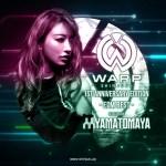 CYBERJAPANオフィシャル女性DJ、YAMATOMAYAプロデュース