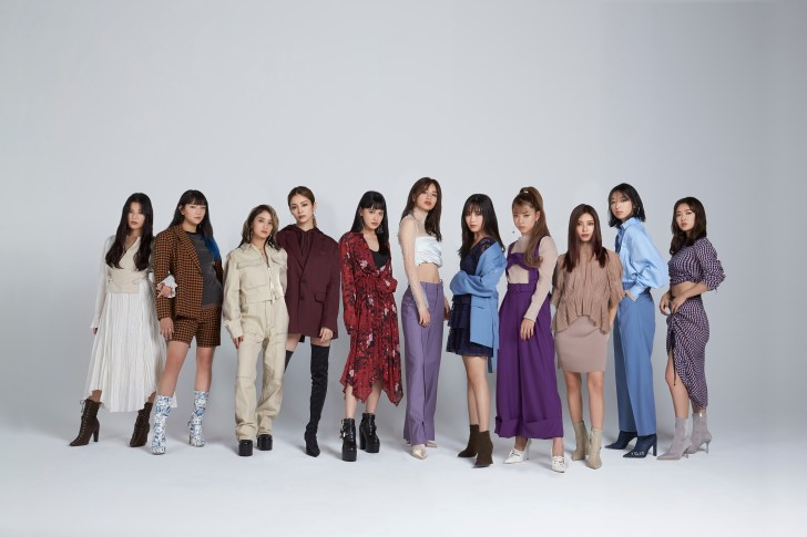 E-girls 新曲「Easy come, Easy go」ダンス映像