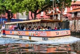 Video: Malakka Flussrundfahrt