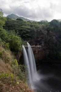 Wailua Wasserfall Kauai Insel