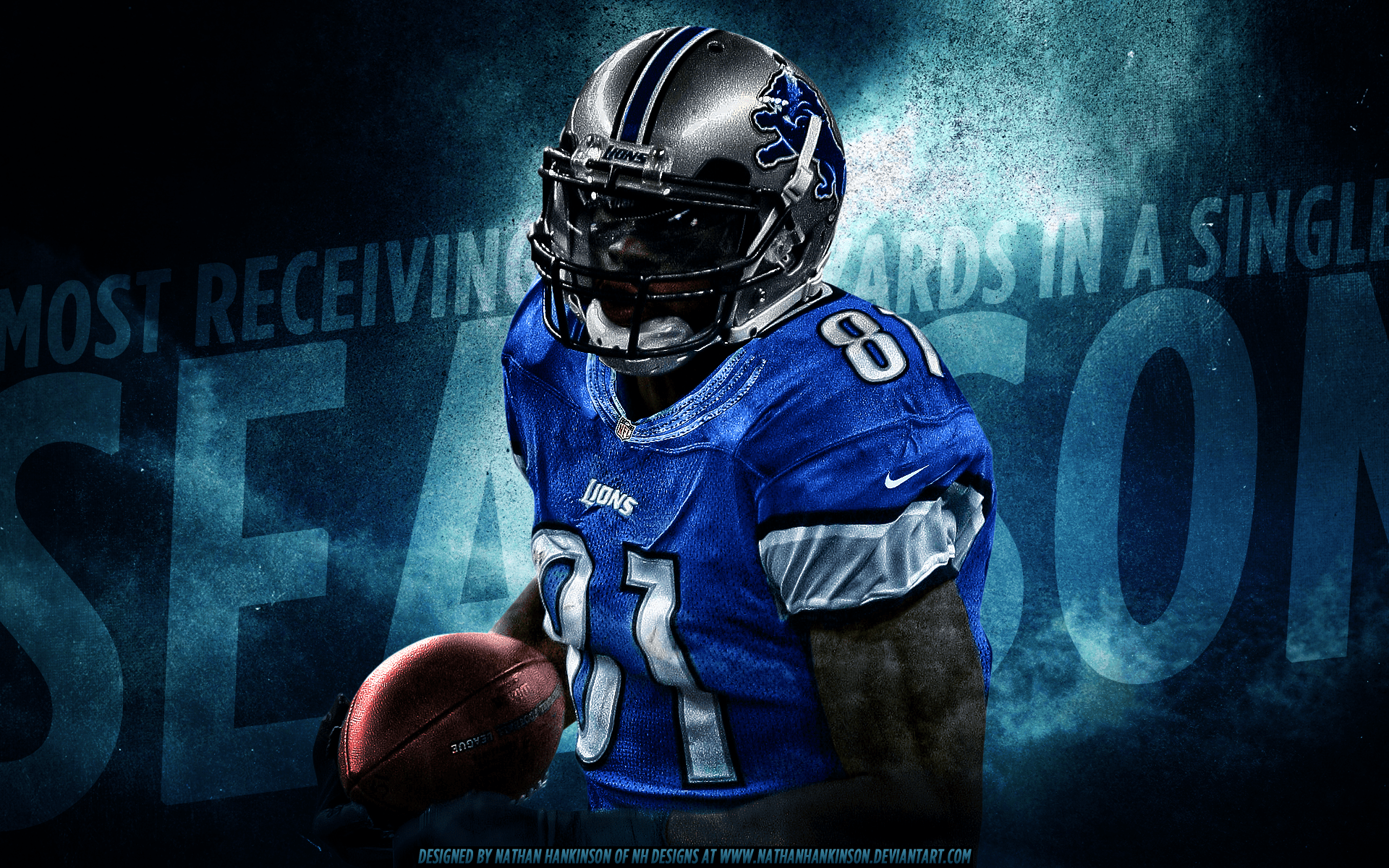 Calvin Johnson Wallpapers High Quality  Download Free