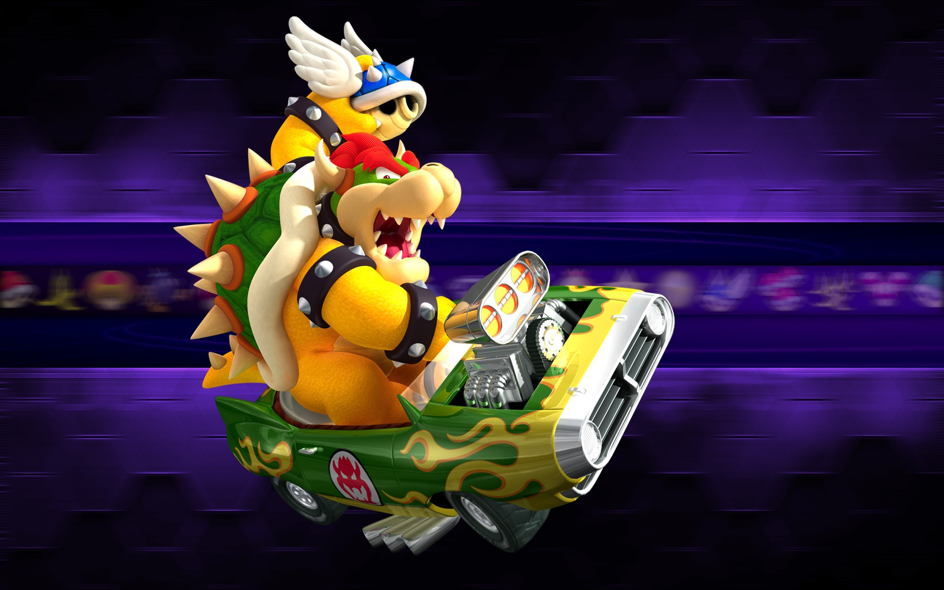 Mario Kart Iphone Wallpaper Bowser Wallpapers High Quality Download Free