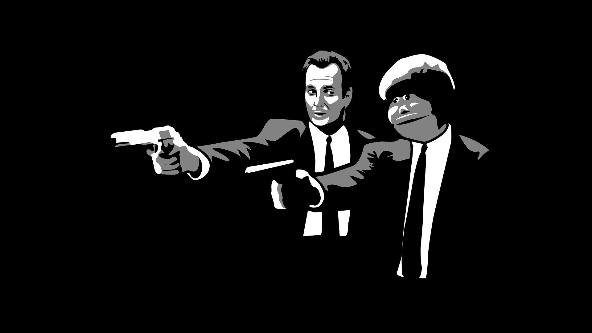 Fall Out Boy Mac Wallpaper Pulp Fiction Wallpapers High Quality Download Free