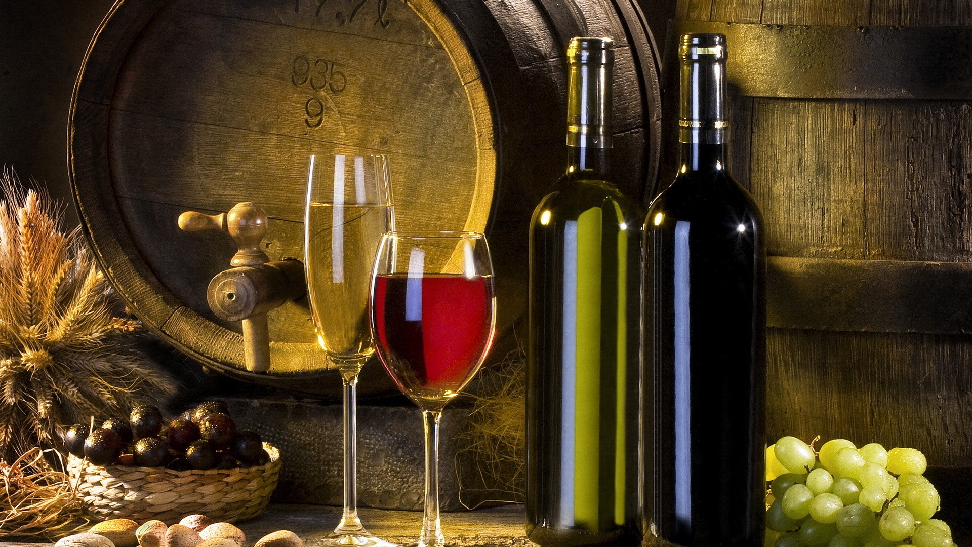 Hd 3d Wallpapers 1080p Widescreen Windows 7 Wine Wallpapers High Quality Download Free