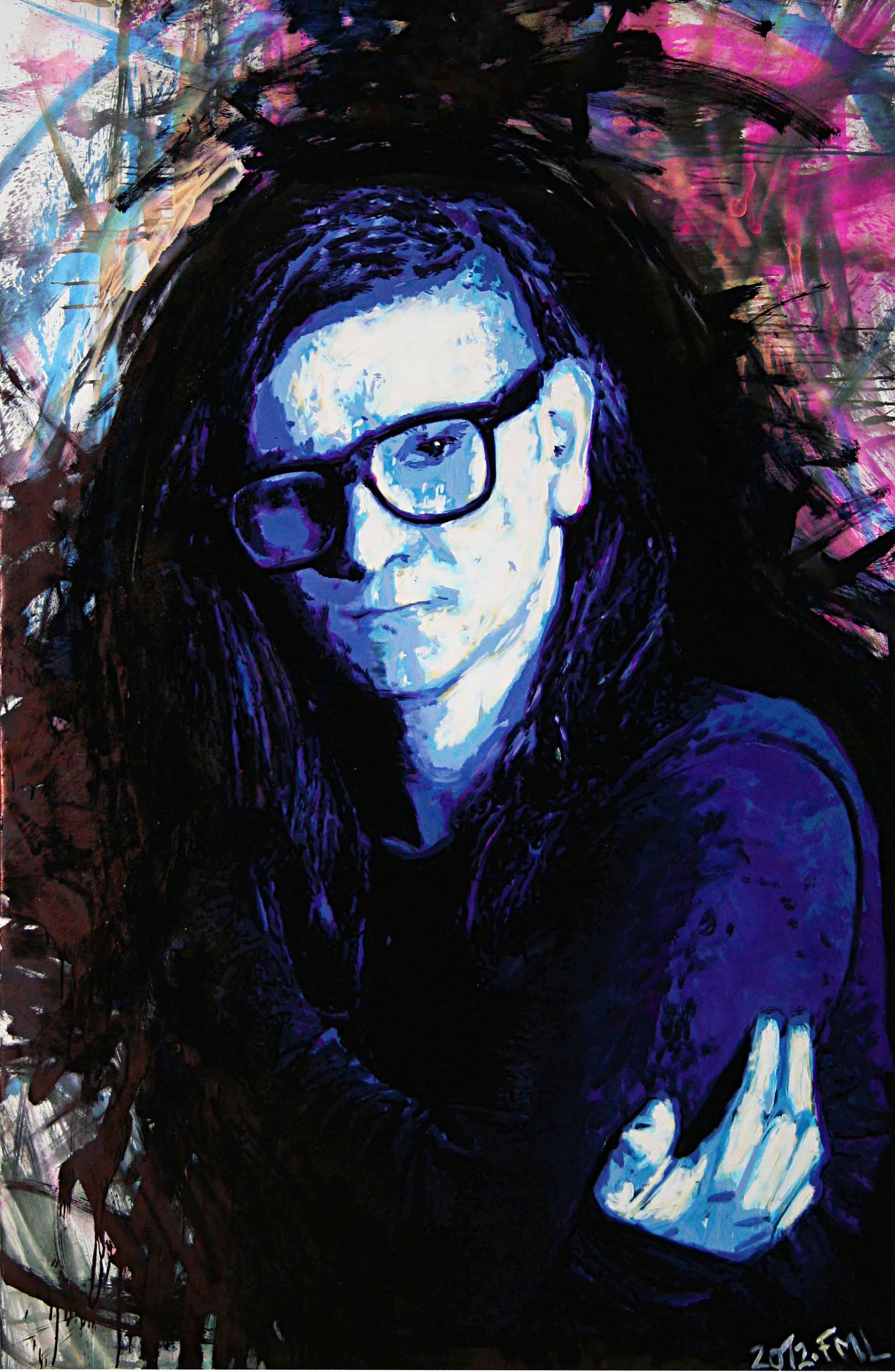 Best Hd Wallpaper For Android Mobile Skrillex Wallpapers High Quality Download Free