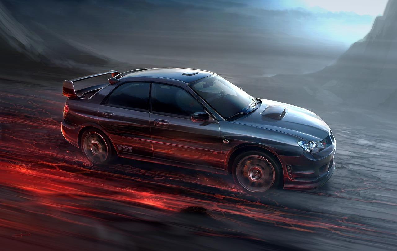 Fantasy Car Wallpapers High Quality Download Free