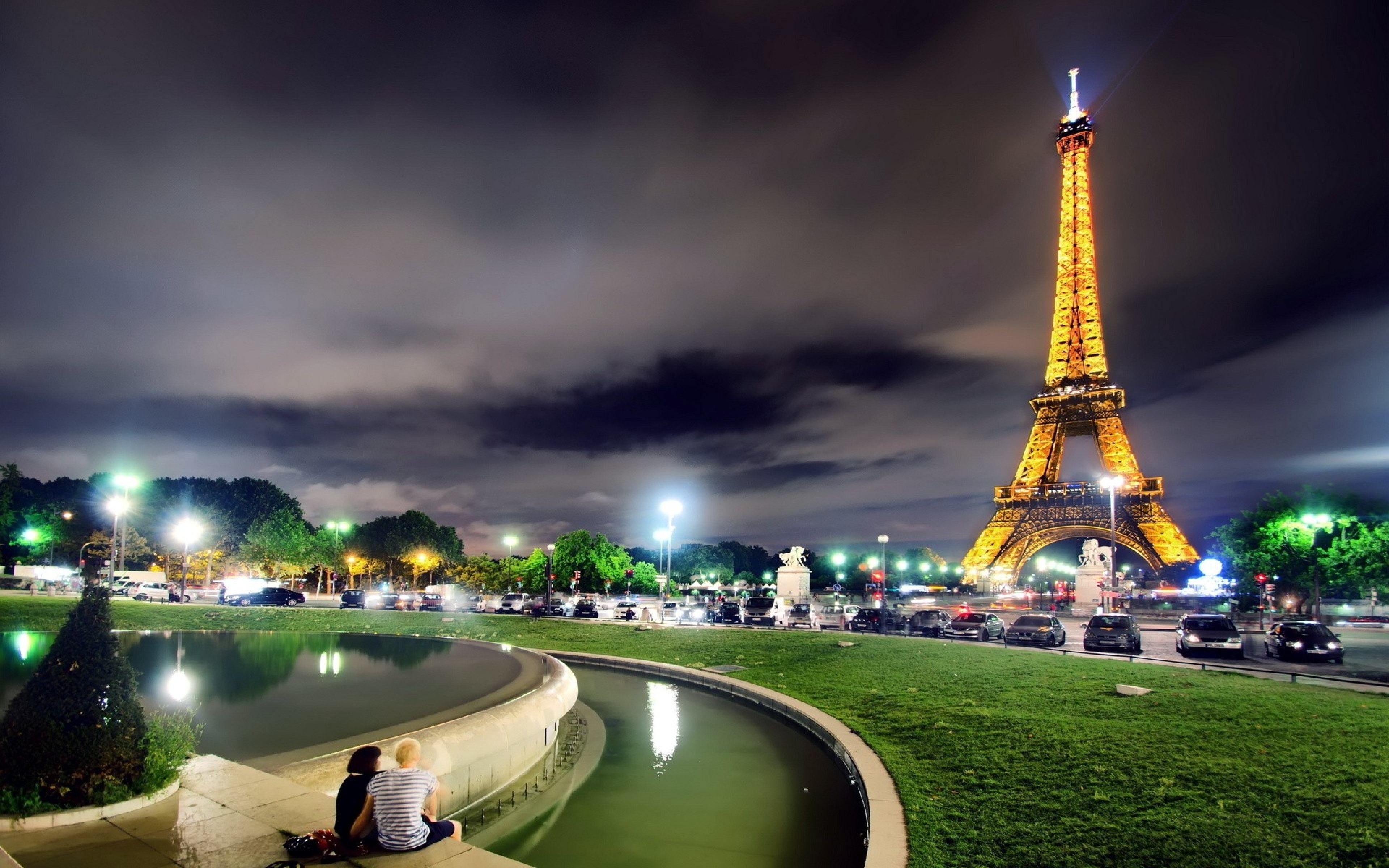 Eiffel Tower Full Hd Wallpaper 4k Eiffel Tower Wallpapers High Quality Download Free