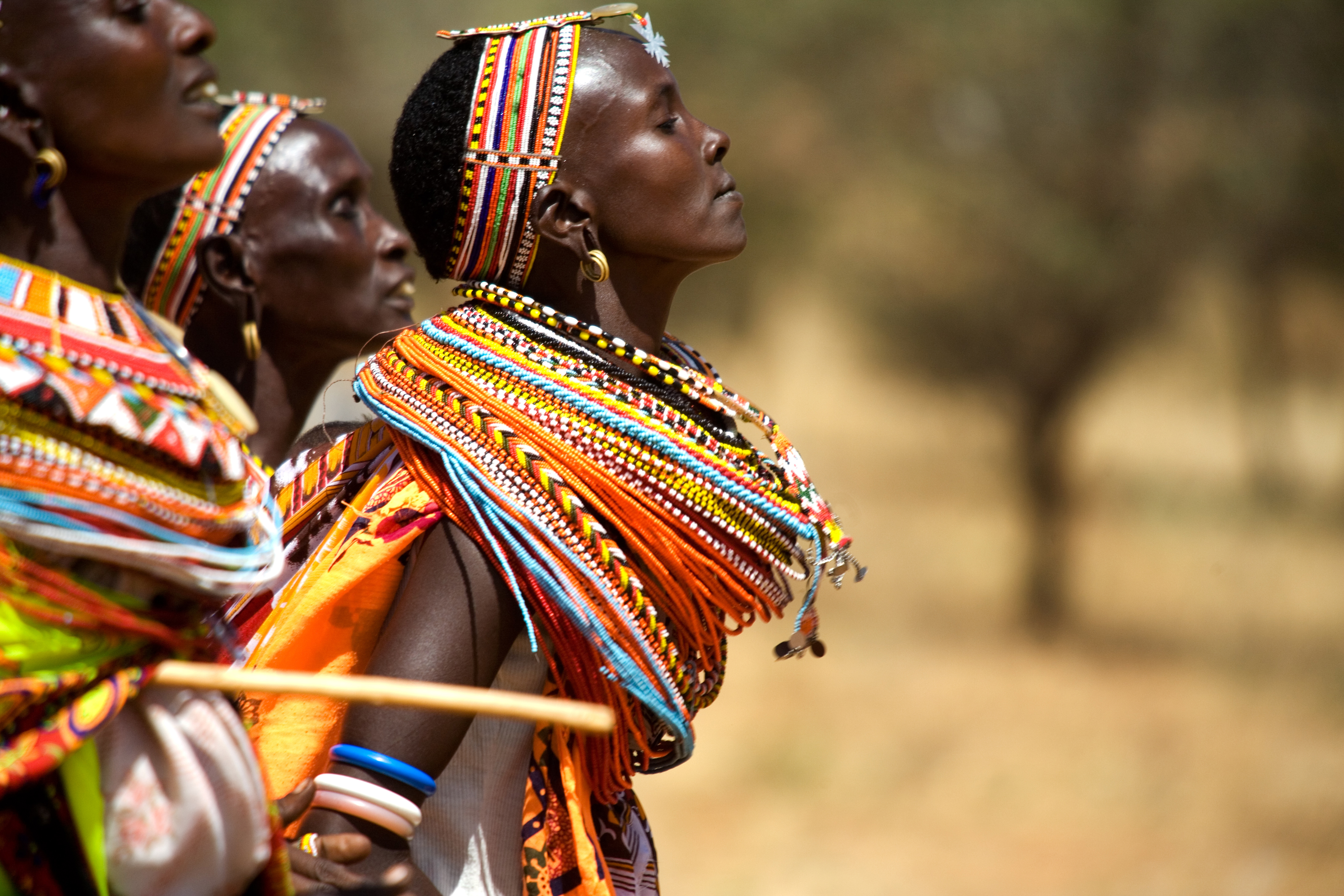 African Tribes Wallpapers High Quality  Download Free