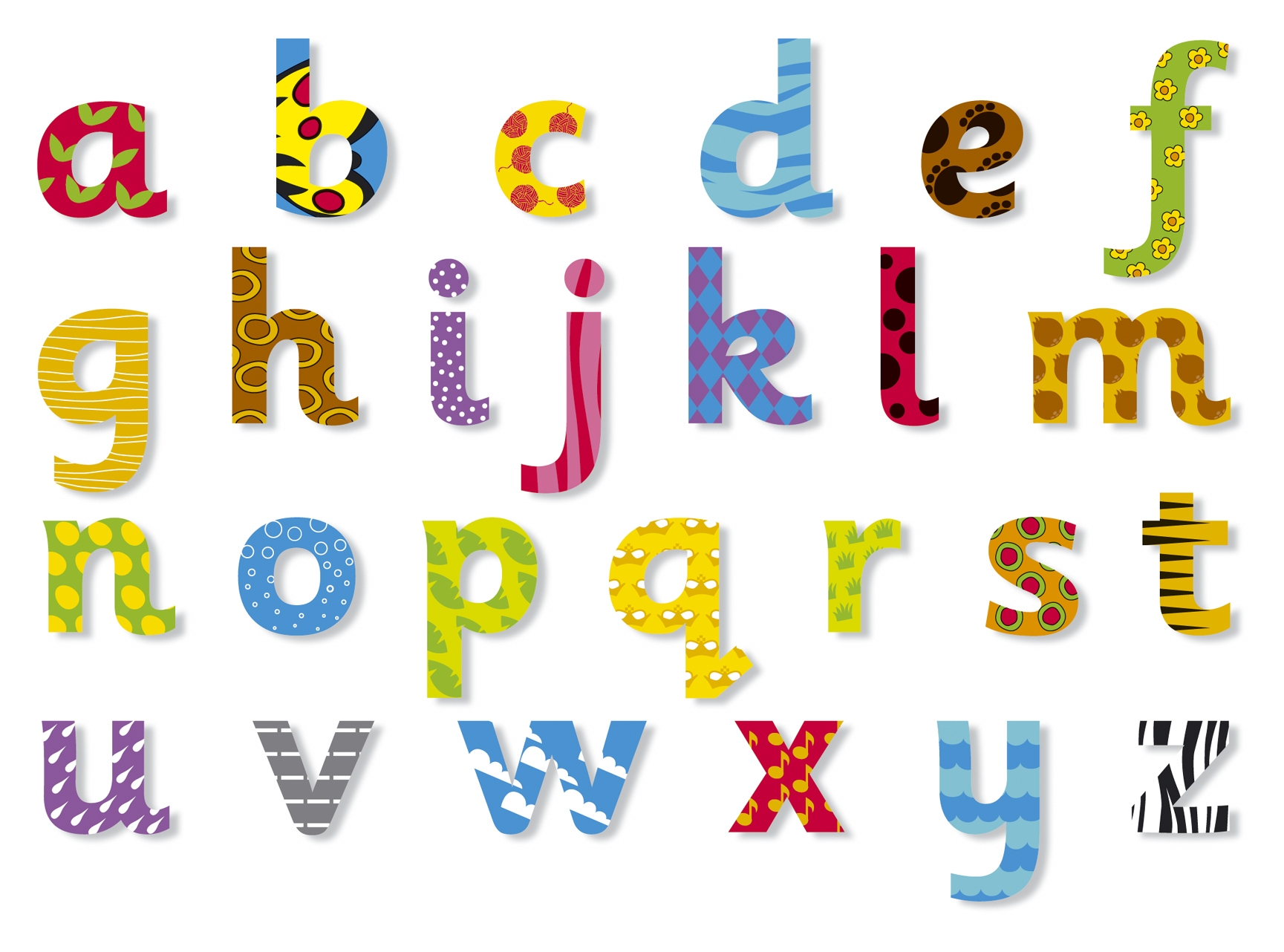 Alphabet Wallpapers High Quality
