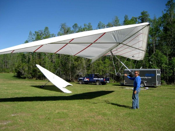 Hang Glider Plans - Year of Clean Water