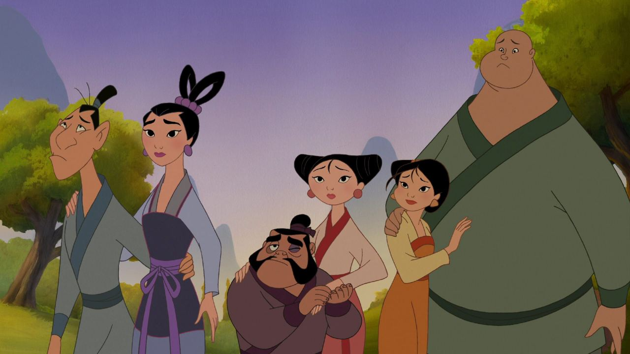 Disney World Wallpaper Iphone 6 Mulan Wallpapers High Quality Download Free